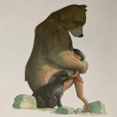 El llibre de la jungla @quentingreban  #mariàmanent  #rudyardkipling  #elllibredelajungla  #mowgli  #baloo