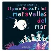 Dos títols més de la col•lecció de llibres d EL PEIX PEIXET.  Aquesta setmana ja podeu trobar a les llibreries EL PEIX PEIXET I ELS SEUS AMICS i també EL PEIX PEIXET I LES MERAVELLES DEL MAR de @guidovangenechten  pels més menuts de la casa🐡🐠🐟🐬🐳🦀🦑