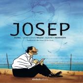 Ens plau anunciar-vos que publicarem en català la novel·la gràfica de JOSEP, la #pel·lícula d'animació francesa @josep_lefilm recentment estrenada i premiada i que ben aviat es podrà veure a casa nostra @LesFilmsdIci @tv3cat  JOSEP és la història de Josep #Bartolí, #dibuixant català compromès amb la #República que, com tants altres compatriotes es veié obligat a marxar a l'exili l'any #1939 i passà pels camps de concentració del #Rosselló . Se'n pogué escapar abans de ser traslladat als camps sota el domini nazi on l'esperava una mort segura. Posteriorment #exiliat a #Mèxic emprengué una exitosa carrera en el món de les arts plàstiques i es relacionà amb Frida Kahlo. Estem molt contents de dir-vos que la traducció serà de @Joanlluislluis  escriptor nord-català que ben segur ens oferirà un text magnífic!  D'aquí a poques setmanes, JOSEP ja serà a les #llibreries en #català !  #fridakahlo  #josepbartolí