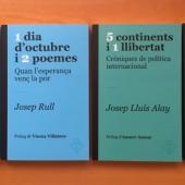 Col•lecció COLORS. La setmana que ve un altre títol. 5 CONTINENTS I 1 LLIBERTAT. Cròniques de política internacional de Josep Lluís Alay. #collecciócolors