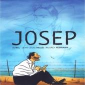 Ens plau anunciar-vos que publicarem en català la novel·la gràfica de JOSEP, la pel·lícula d'animació francesa @josep_lefilm recentment estrenada i premiada i que ben aviat es podrà veure a casa nostra @LesFilmsdIci @tv3cat  JOSEP és la història de Josep Bartolí, dibuixant català compromès amb la República que, com tants altres compatriotes es veié obligat a marxar a l'exili l'any 1939 i passà pels camps de concentració del Rosselló. Se'n pogué escapar abans de ser traslladat als camps sota el domini nazi on l'esperava una mort segura. Posteriorment exiliat a Mèxic emprengué una exitosa carrera en el món de les arts plàstiques i es relacionà amb Frida Kahlo. Estem molt contents de dir-vos que la traducció serà de @Joanlluislluis  escriptor nord-català que ben segur ens oferirà un text magnífic!  Esperem que d'aquí a poques setmanes, JOSEP ja sigui a les llibreries en català!