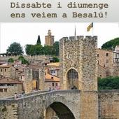 @liberisliber  Dissabte 3 i diumenge 4 d'octubre serem a #besalú amb els nostres #llibres i #novetats.#  Us hi esperem