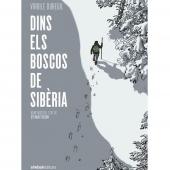 """D'aquí a 15 dies arriba a les llibreries una nova novel·la gràfica: """"Dins els boscos de Sibèria"""", a partir del text de Sylvain Tesson  @TessonActu  i les il·lustracions de Virgile Dureuil. Un esclat d'aventura, paisatge i reflexions a la riba del llac Baikal. #boscos #siberia #aventures #paisatges #reflexions #llacs #sibèria  #baikal #virgiledureuil #novellagrafica  #novellagràfica  #dinselsboscosdesiberia  #dinselsboscosdesibèria   Entre el final de l'hivern i el començament de l'estiu, l'escriptor Sylvain Tesson s'instal•là sis mesos en una cabana aïllada a la riba del mar Baikal, en un racó oblidat del món. Va començar, aleshores, una de les aventures més apassionants que una persona pot emprendre: un viatge interior, dins dels boscos de Sibèria."""