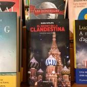 Ens encanta trobar els nostres llibres a les llibreries. #LALLIBRERIA de #Laseudurgell  #LACLANDESTINA  #3NITSDETORBI1CAPDANY #BOSCÚRIA #WALDEN #LESHORESGREUS