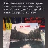 EL RIU. Novel•la negra. Thriller. Lectures que passen bé. Col•lecció FOSCA