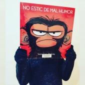 #bookfacefriday  Divendres. Cansats però contents? O enfadats i no sabeu per què?  #suzannelang @maxtobiaslang  Foto @il.lustrades