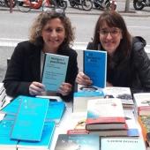 Les nostres autores més actives @gemma_vilanova i #gemmabruna  Gràcies @llibreriajaimes per acollir @gemma_vilanova en la signatures del seu llibre #1fillinesperati1sofa  I demà més! #2METGESI1PANDÈMIA  #collecciocolors